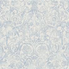 brl980914 bali silver shagreen wallpaper wallpaper boulevard