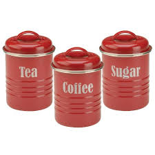 red kitchen canister set vintage red kitchen canister storage sets red kitchen accessories