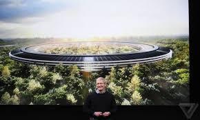 apple siege nouveau siège social pour apple en 2017 slice42