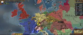 Ulm Germany Map by Top 3 Best German States Eu4