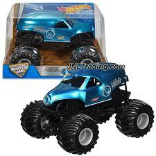 diecast monster jam trucks wheels year 2016 monster jam 1 24 scale die cast truck blue