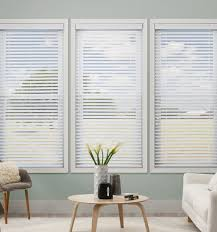 10 Inch Blinds Faux Wood Blinds At Blindsgalore Com