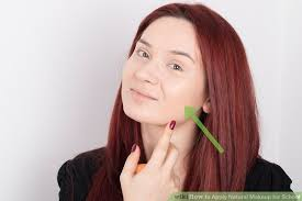 school for makeup how to apply makeup for school with pictures wikihow