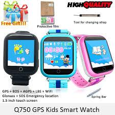 aliexpress location smarcent gw200s gps smart watch q100 baby watch with wifi gps sos