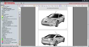 toyota celica service manual sil 2004 html pdf торрент