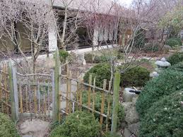 how to build fences gates and trellises using bamboo garden