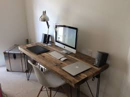 Making A Wood Desktop by The 25 Best Wood Tables Ideas On Pinterest Wood Table Diy Wood
