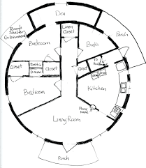 Roman Domus Floor Plan Floor Plan For A Round House Oval Straw Bale Soma Earthfloor Plans