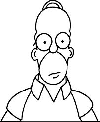 the simpsons halloween coloring pages virtren com