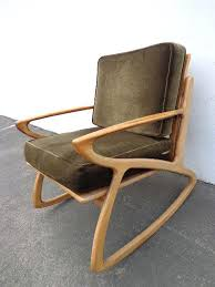 rocker armchair z inspired rocker armchair rocking chair mid