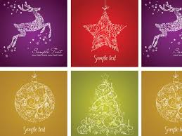 christmas cards vector christmas vector graphics art free