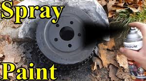 how to paint brake drums any color diy youtube