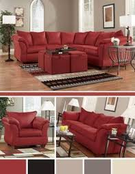burgundy living room furniture color burgundy home pinterest