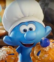 voice baker smurf smurfs lost village voice