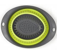 passoire de cuisine passoire égouttoir retractable ovale ustensile de cuisine ac