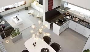 küche offen küche wohnzimmer offen klein arktis auf moderne deko ideen auch 7