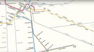 Metro Center Map watch how measure m would grow la u0027s rail network curbed la