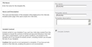 save site as template import sharepoint solution package u003d u003d love