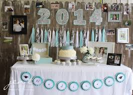 stylish ideas for a graduation party high she s and