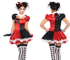 White Russian Halloween Costume Compare Prices Harley Quinn Costume Halloween Shopping