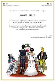 wars wedding invitations 5 wars wedding card by angelsaquero deviantart to call