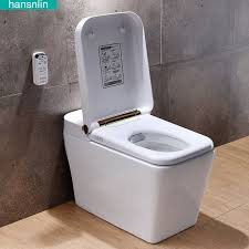 Toilet With Bidet And Heated Seat Aliexpress Com Buy Eco Smart Toilet Commode Washlet Toilet Bowl