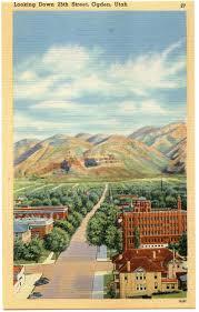 Ogden Utah Zip Code Map by Ogden Utah In The Early 1960 U0027s Utah Postcards And Signs