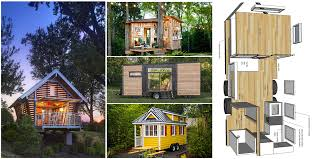tiny plans 37 free diy tiny house plans for a happy peaceful life in nature
