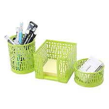 Office Desk Accessories Set Desk Accessory Set Amazon Com