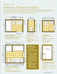 Small Bathroom Layout Plan Bathroom Layout Dimension Tips I N T E R I O R D E S I G N