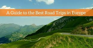 22 of the best road trips around europe