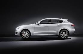matte black maserati maserati levante recalled for the fourth time in four months