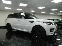 land rover white 2015 2015 65 range rover sport autobiography dynamic 3 0 sdv6 4x4 5dr