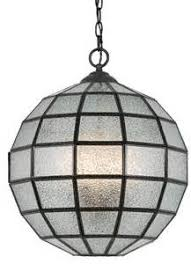 Seeded Glass Pendant Light Icosahedron Glass Chandelier Geometric Pendant Light 10 Kitchen