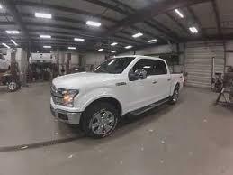 2018 white platinum ford f150 lariat ecoboost 4x4 ft6377 motor inn