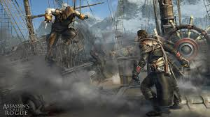 Assassin S Creed Black Flag Gameplay Gamescom 2014 Assassins Creed Rogue Gameplay Trailer