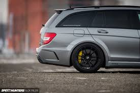 mercedes c63 wagon hammer of gods the hms h63 rs700 speedhunters