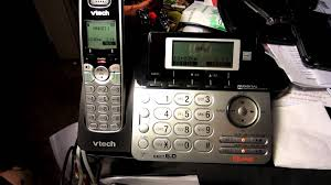vtech ds6151 two line phone purchase decision youtube