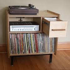 Lp Record Cabinet Furniture 32 Best Mid Century Modernized Custom Furniture Images On