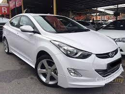 hyundai elantra 2014 white hyundai elantra 2014 premium 1 8 in kuala lumpur automatic sedan
