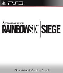 siege pour ps3 tom clancy s rainbow six siege ps3 fr zavvi