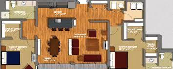Walk In Closet Floor Plans Apartment Floor Plans U2013 Mequon Town Center