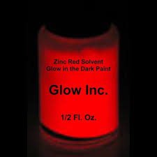 glow in the paint zinc solvent based glow in the paint glow inc