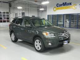 2012 hyundai santa fe recalls green hyundai santa fe for sale carmax