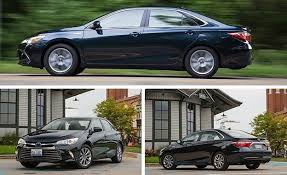 toyota hybrid camry 2017 toyota camry hybrid test review car and driver