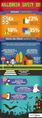 trick or treat safety infographic keep your night spooky and safe