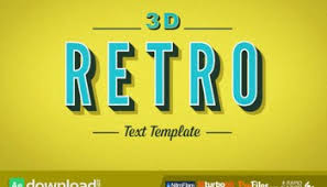 videohive kinetic typography suite after effects templates