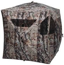 Hidden Hunter Blinds Ground Blinds For Bow Hunting In Search Of Whitetails