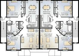 family floor plans awesome multi family apartment plans pictures liltigertoo