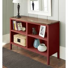 Classic Bookcase 10 Spring Street Hinsdale Horizontal Bookcase Multiple Colors